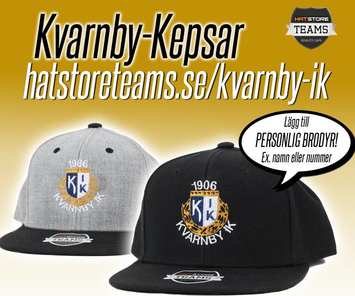 Nu kan du köpa din egen Kvarnby IK keps via hatstoreteams.se i flera olika  modeller. Med samma stommar på kepsen som New Era använder kan du få en  exklusiv ... bdc4a835e7ba3